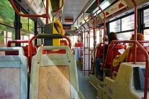 bus de nuit à Rome