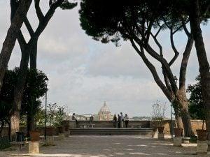 colline de Rome