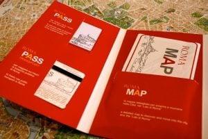utiliser roma pass