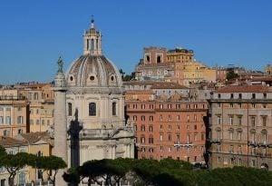 histoire colonne trajane rome