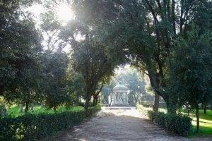 villa borghese photo