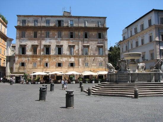 rome itinéraire 2 jours