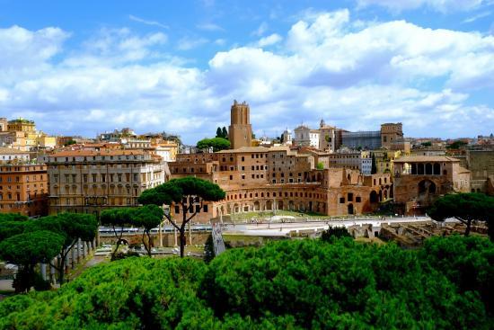 découvrir Rome Weekend