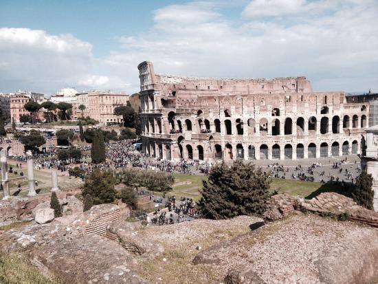 visiter rome antique 4 jours