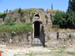 mausolée d'auguste rome
