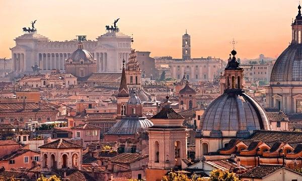 carte touriste roma