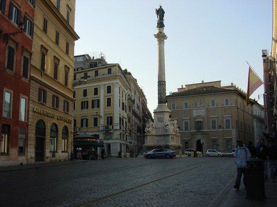 5 jours à Rome programme