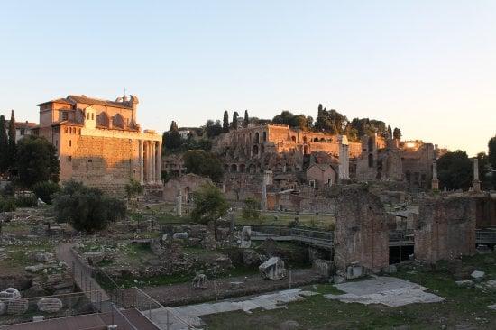 7 jours à rome programme