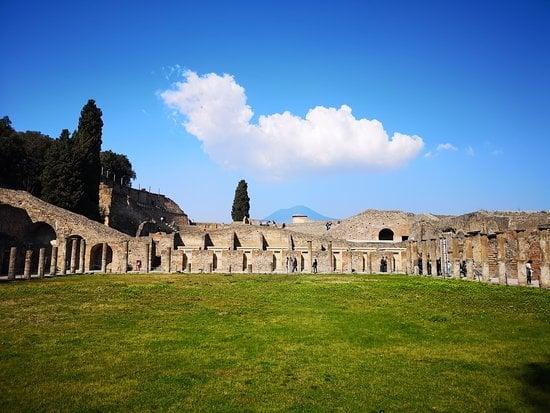 site archéologique de pompei