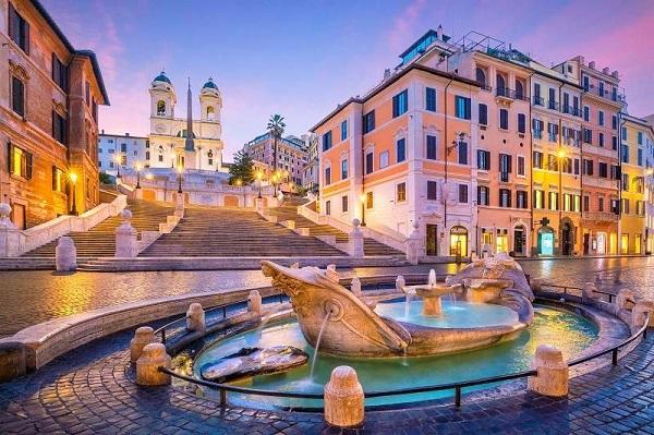 pourquoi visiter rome
