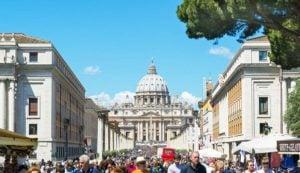 visiter vatican roma